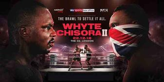 Dillian Whyte and Dereck Chisora meet again