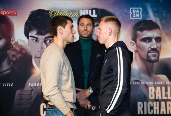 d141bbacbb2055 Max Boxing - Other Boxing News - Garcia Vs Cheeseman