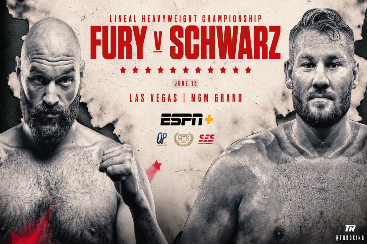 Fury Schwarz Boxen
