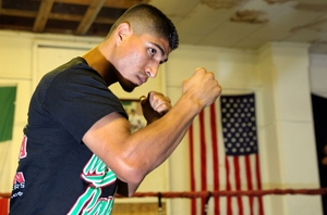 The boogeyman cometh: Errol Spence vs. Mikey Garcia