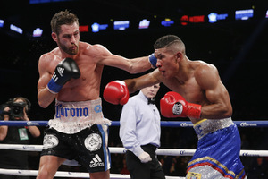 Chris Algieri Continues March Towards Another World Title