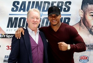 Anthony Yarde is closing in on world title shot