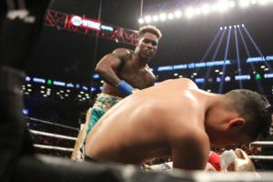 Jermall Charlo closes out 2018 in Brooklyn at Barclay's Center