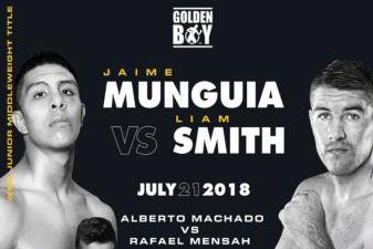 Jamie Munguia and Alberto Machado quotes