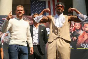 WBO Order Andrade To Defend Title Against Saunders