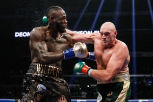 Wilder and Fury fight ends in controversial draw