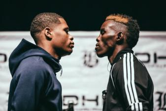 Haney ready to show what he's got against Ndongeni