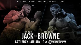 Badou Jack hopes to defeat Marcus Browne and convince the judges