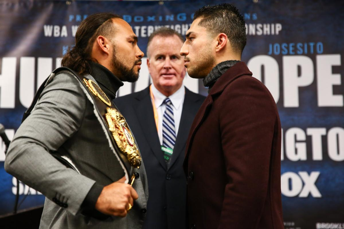 Keith Thurman returns to prove he is the best at 147-pounds