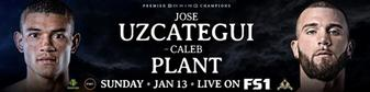 Contender Fernando Garcia leads stacked undercard on January 13