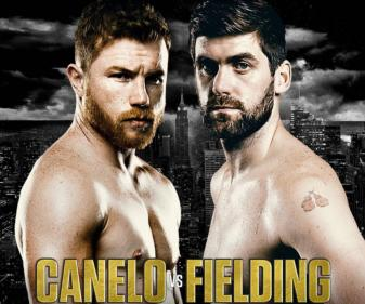 Canelo makes easy work of Fielding
