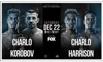 A mixed bag for the Charlo brothers