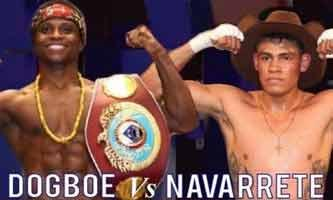 Maxboxing 2018 Upset of the Year: Emmanuel Navarrete W 12 Issac Dogboe