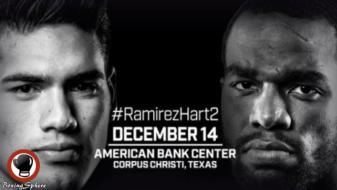 Hart-Ramirez in WBO, 168-pound title rematch