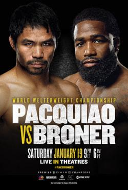 Keys to victory for Pacquiao and Broner