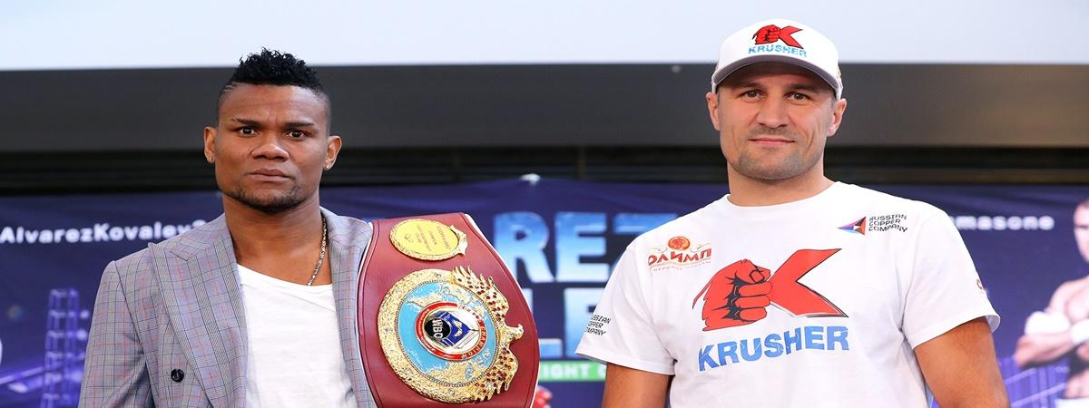 A few thoughts on the upcoming Eleider Alvarez and Sergey Kovlev fight