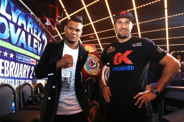 Do or die time for Sergey Kovalev