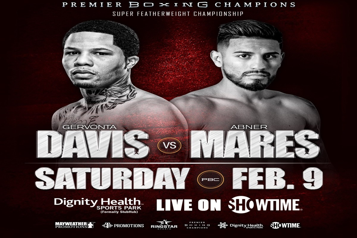 Good matchups on the undercard of the Gervonta Davis vs. Abner Mares championship fight