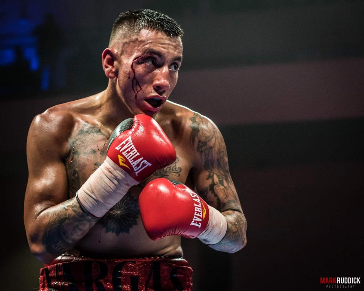 Samuel Vargas Faces Biggest Test Of His Career