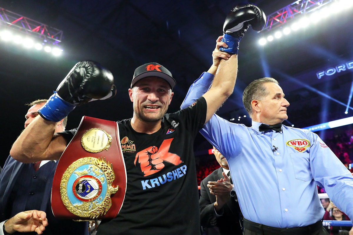 Slugger Sergey Kovalev outboxes Eleider Alvarez to win rematch