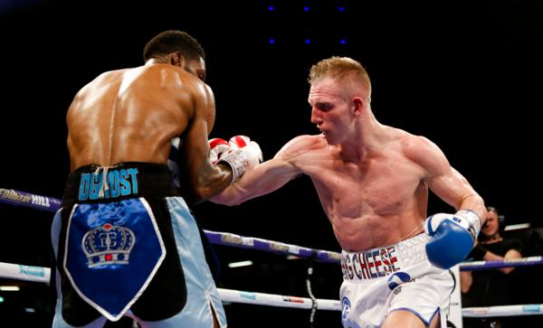 Ted Cheeseman is ready to impress in London