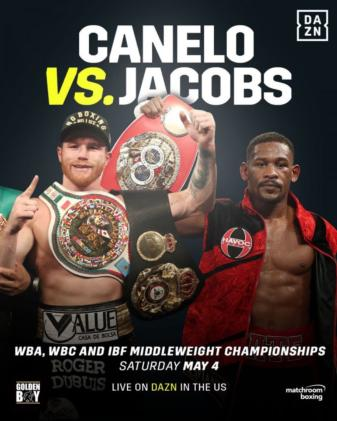 Alvarez to fight Jacobs May 4