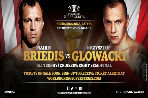 Mairis Briedis and Krzysztof Glowacki to fight June 15