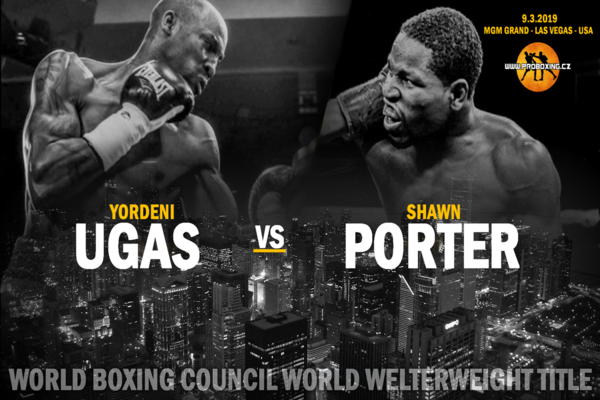 Shawn Porter defends 147-pound title against Yordenis Ugas
