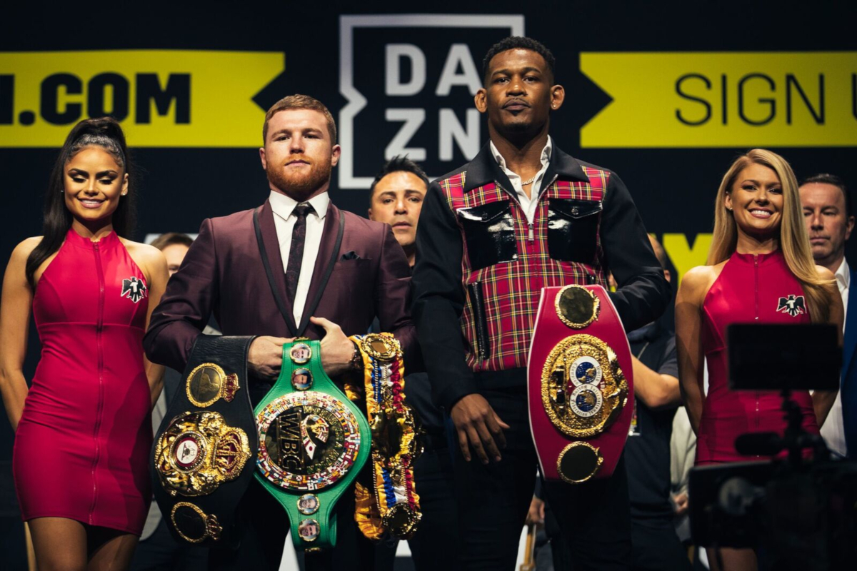 'Canelo' Alvarez Respectful, Yet Ready For Danny Jacobs
