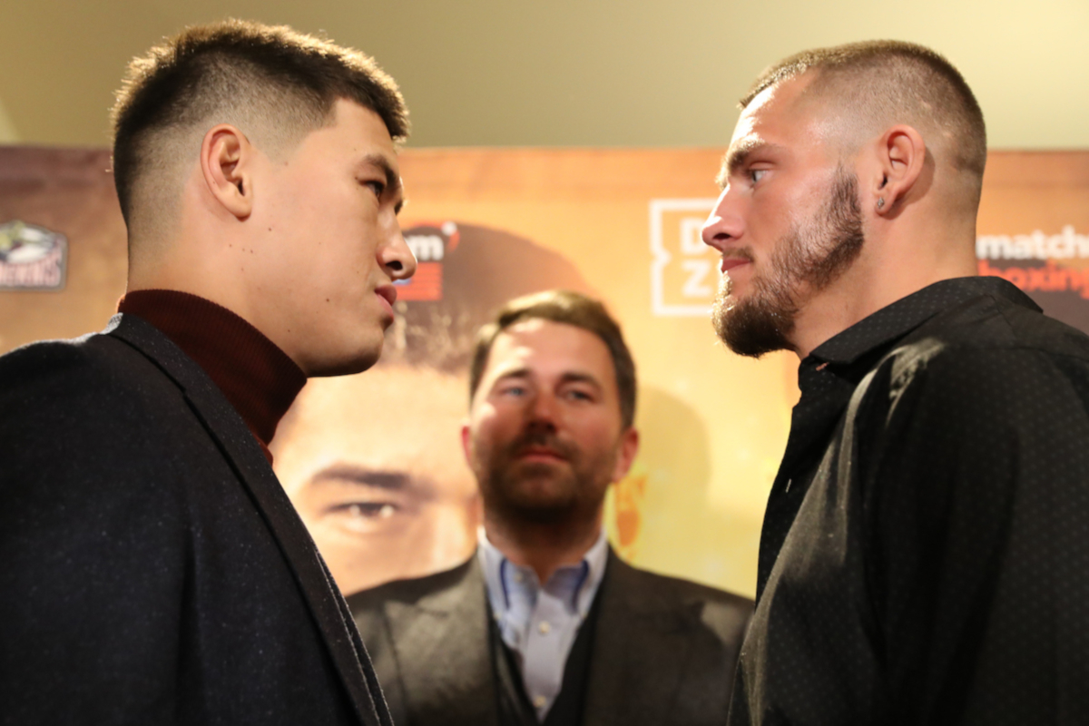 Dmitry Bivol Is Fed Up With Talking/Maurice Hooker Is Looking for The Knockout