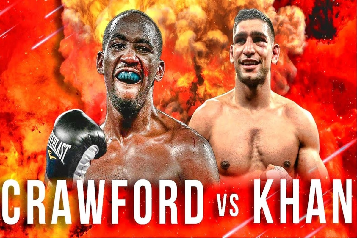 Crawford And Khan Ready For NYC Showdown