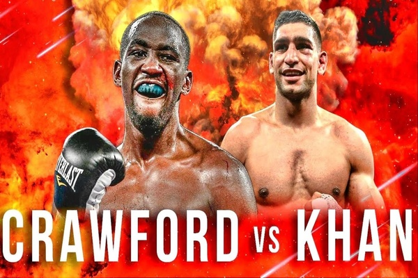 An early preview: Terence Crawford vs. Amir Khan
