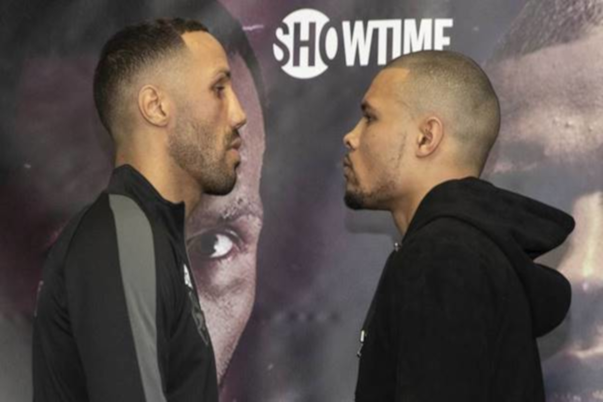 James DeGale vs. Chris Eubank final quotes