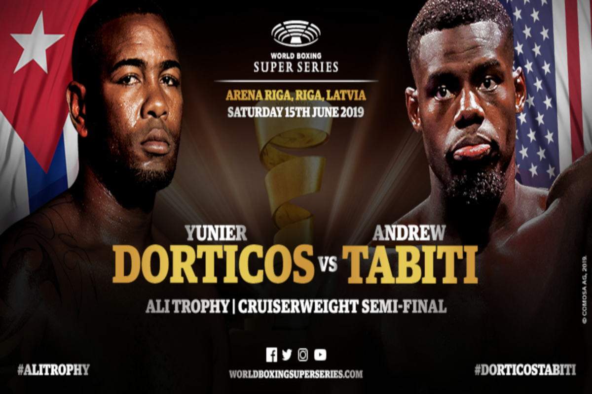 Yunier Dorticos and american Andrew Tabiti clash in WBSS semi final