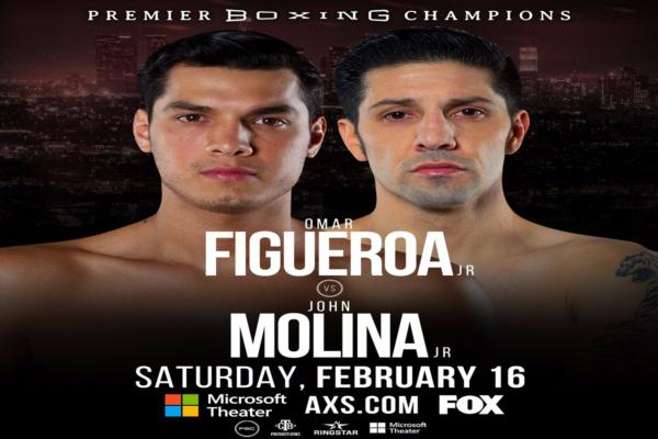 Retro throwback: Omar Figueroa and John Molina throw hands