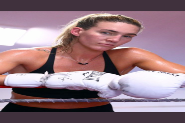 Mikaela Mayer fights in Minnesota February 15