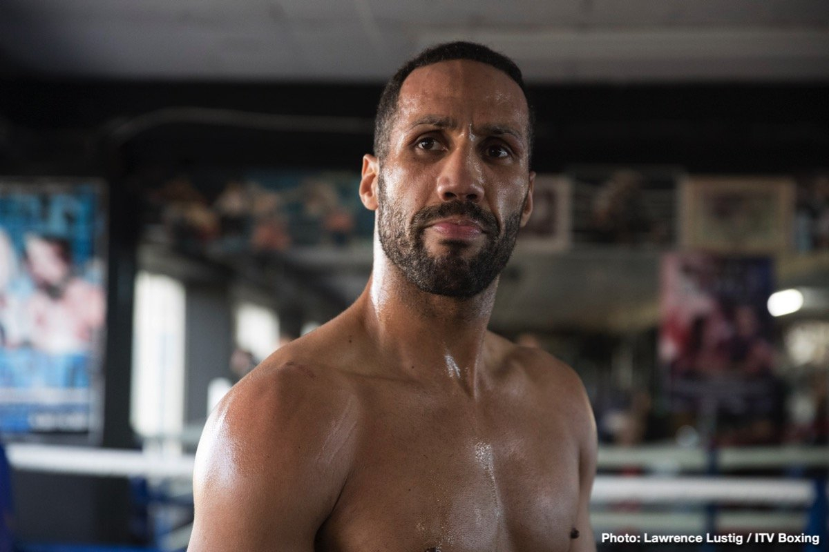 James DeGale Promises To Wipe The Smile Off Chris Eubank's Face