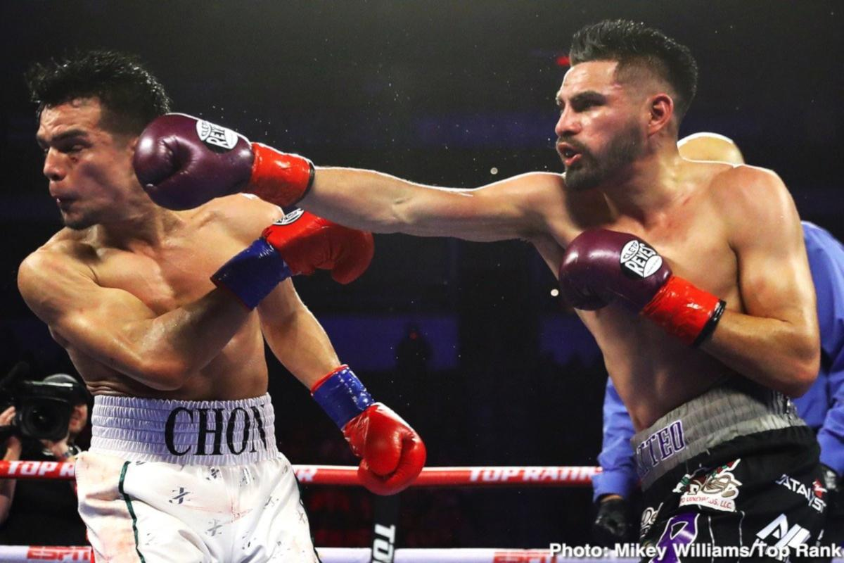 Ramirez Squeezes Past Zepeda To Retain Title In Fresno