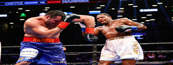 Motivated Luis Ortiz defeats gutsy Christian Hammer, wants rematch with Deontay Wilder