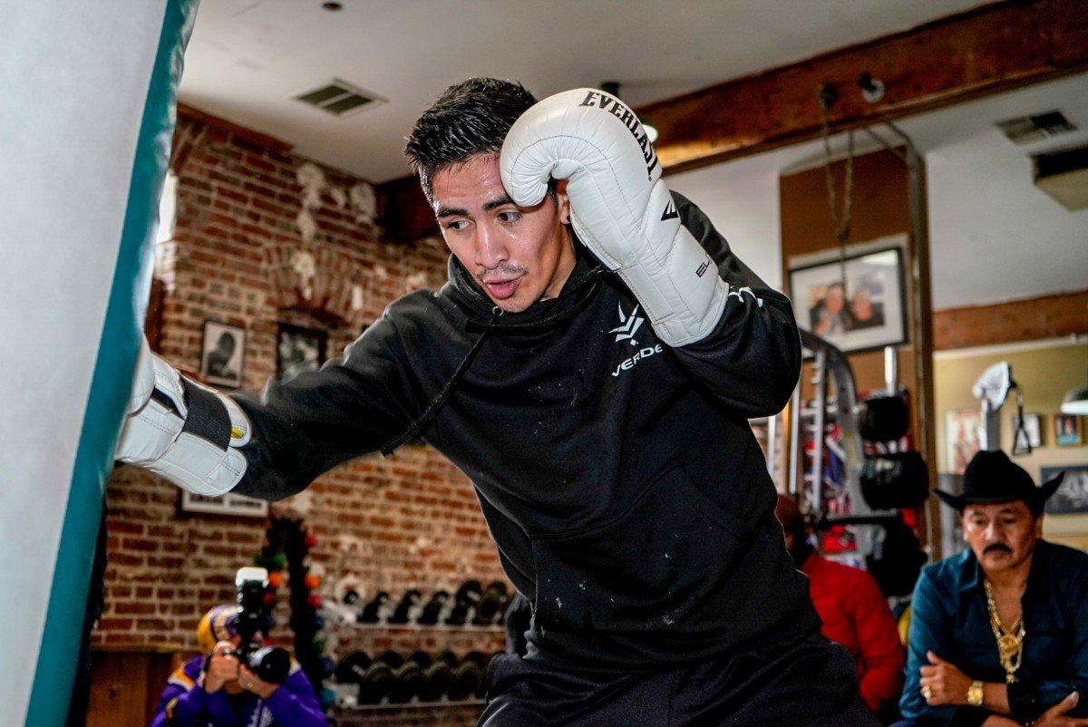 Leo Santa Cruz Is Always Fully Prepared To Fight