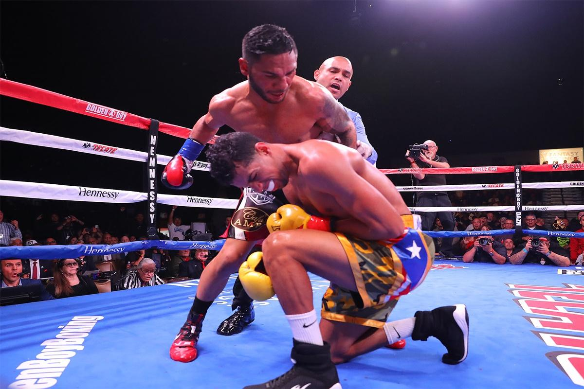 Andrew Cancio stuns Alberto Machado to claim WBA crown