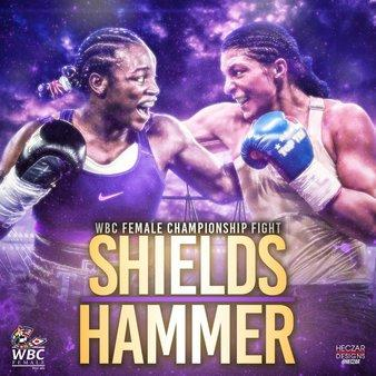Shields and Hammer to unify middleweight titles