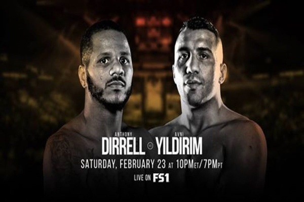 Anthony Dirrell wins WBC super middleweight title over Anvi Yildirim in entertaining fight