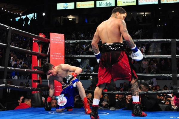 Gervonta Davis stops Hugo Ruiz, hopes to be more active