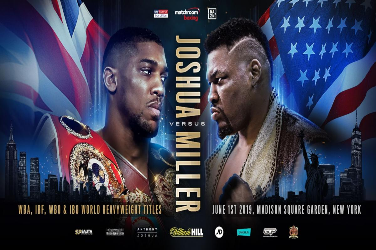 Jarrell Miller Fails Drugs Test, Anthony Joshua Fight In Jeopardy