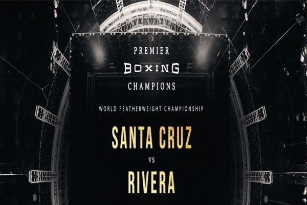 Leo Santa Cruz shows his stuff, wins dominant decision over game Rafael Rivera