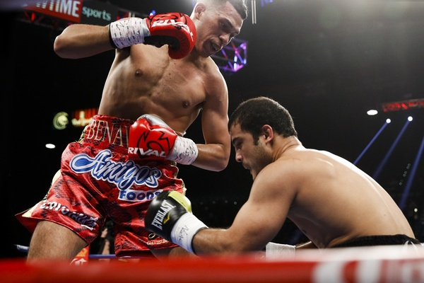 David Benavidez Jr:Setback a blessing in disiguise