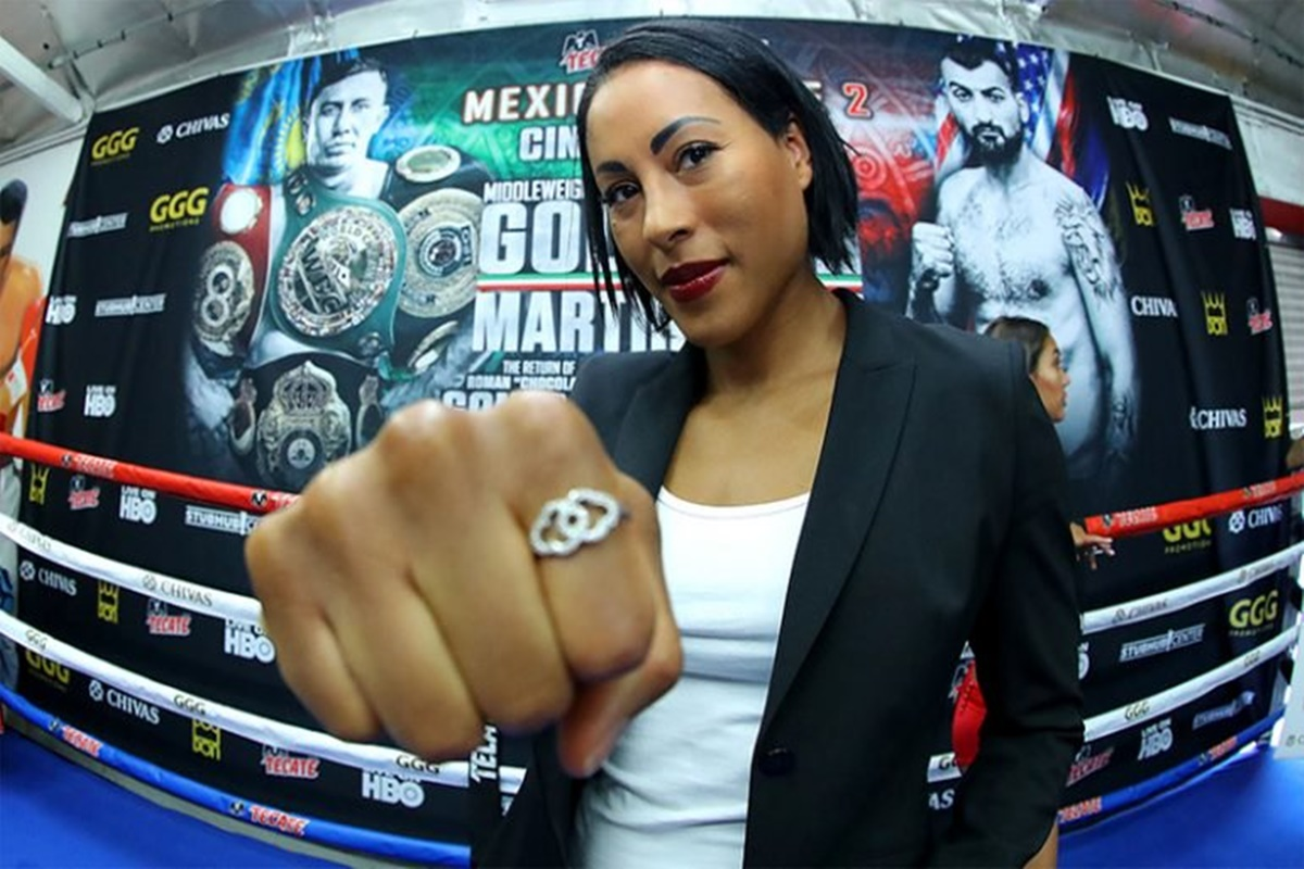 Cecilia Braekhus vs. Katie Taylor this year? It might happen
