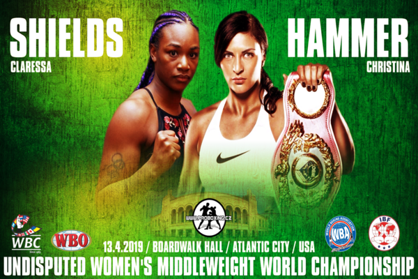 Super fight: Claressa Shields fights Christina Hammer