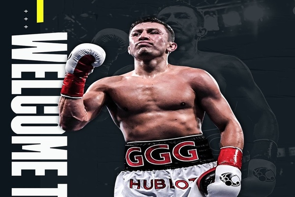 Gennady Golovkin inks big deal with DAZN